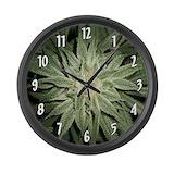 Cannabis Giant Clocks