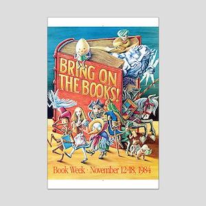 1984 Children's Book Week Small Poster