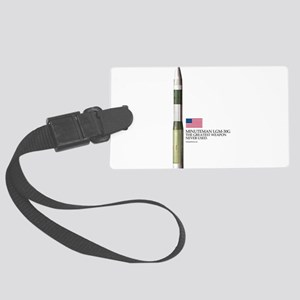 LGM-30G Large Luggage Tag