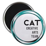 CAT logo Magnets