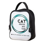 CAT logo Neoprene Lunch Bag