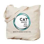 CAT logo Tote Bag