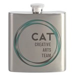 CAT logo Flask