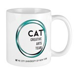 CAT logo Mugs