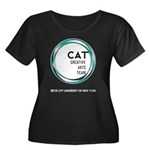 CAT logo Plus Size T-Shirt