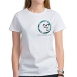 Cat Logo T-Shirt
