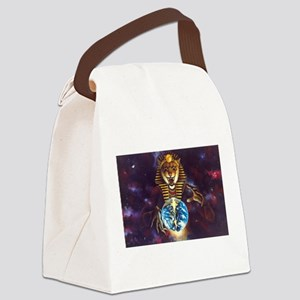 2-The Second Coming of Sekhmet.jp Canvas Lunch Bag