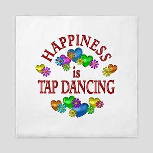 Happiness is Tap Dancing Queen Duvet