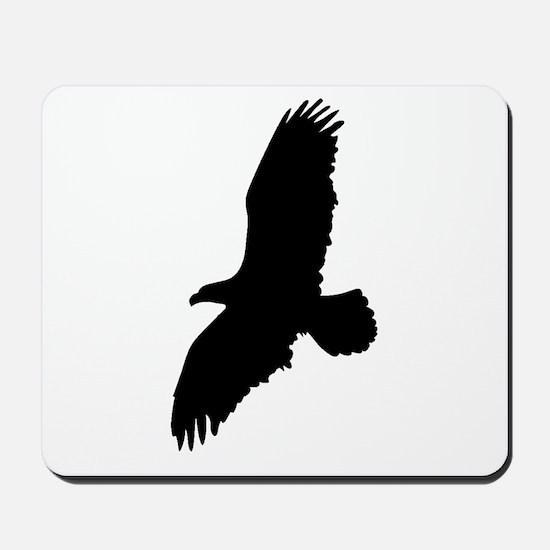 Eagle Silhouette Mousepad