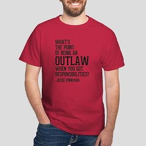 Breaking Bad Jesse Pinkman Dark T-Shirt