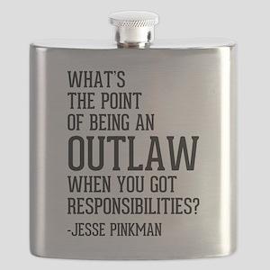 Breaking Bad Jesse Pinkman Flask