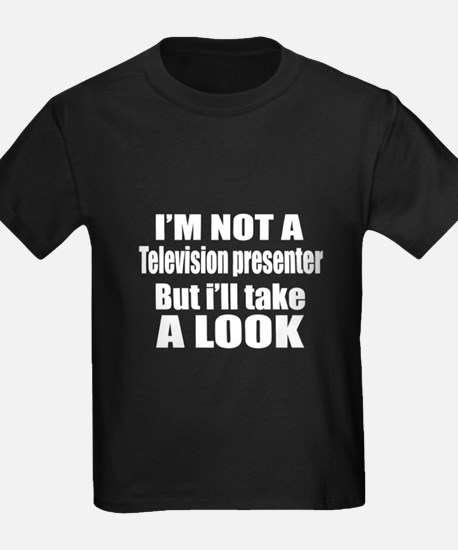 I Am Not Television presenter T