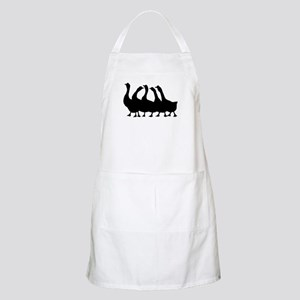 Geese Silhouette Apron