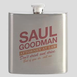 Breaking Bad - Saul Goodman Flask