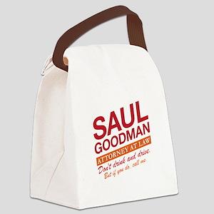 Breaking Bad - Saul Goodman Canvas Lunch Bag