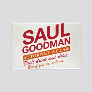 Breaking Bad - Saul Goodman Rectangle Magnet