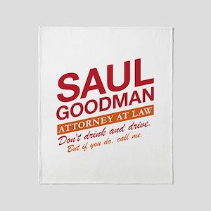 Breaking Bad - Saul Goodman Throw Blanket