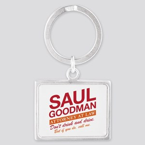 Breaking Bad - Saul Goodman Landscape Keychain