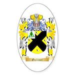 Gulliver Sticker (Oval 50 pk)