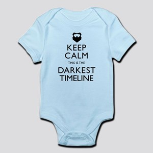 Keep Calm Darkest Timeline Community Body Suit