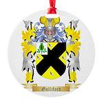 Gulliford Round Ornament