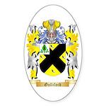 Gulliford Sticker (Oval 10 pk)