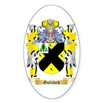 Gulliford Sticker (Oval 50 pk)