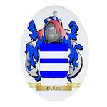 Gullane Ornament (Oval)