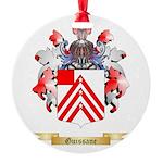 Guissane Round Ornament