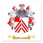 Guissane Square Car Magnet 3