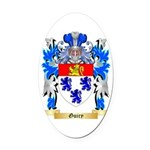 Guiry Oval Car Magnet