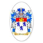 Guiry Sticker (Oval 50 pk)