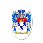 Guiry 35x21 Oval Wall Decal