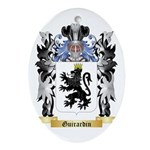 Guirardin Ornament (Oval)