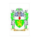 Guinness Sticker (Rectangle 50 pk)