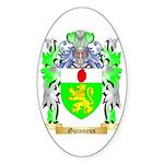 Guinness Sticker (Oval 50 pk)