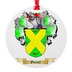 Guiney Round Ornament