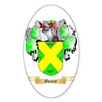 Guiney Sticker (Oval 50 pk)