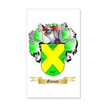 Guiney 20x12 Wall Decal