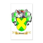 Guiney 35x21 Wall Decal