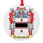 Guinane Round Ornament