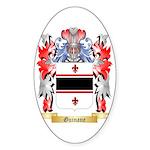 Guinane Sticker (Oval)