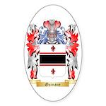 Guinane Sticker (Oval 50 pk)