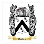 Guilmot Square Car Magnet 3