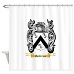 Guillermic Shower Curtain