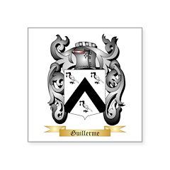 Guillerme Square Sticker 3