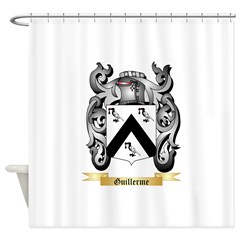 Guillerme Shower Curtain