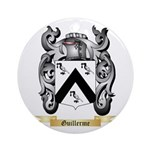Guillerme Ornament (Round)
