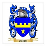 Guillen Square Car Magnet 3