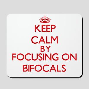Bifocals Mousepad
